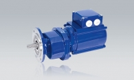 Three-Phase Geared Motor SDG 634 T